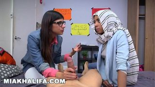 Roughfucked porn asia gets dominated Arab Queen Mia Khalifa