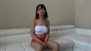 Big Eyed Babe Likes It Rough in her tight pussy with her brother