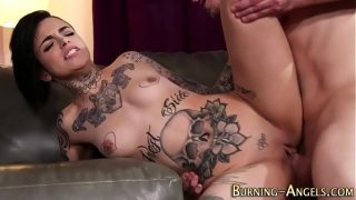 Perfect Body Teen Emo alt babe gets fucked FILL ME UP PLEASE