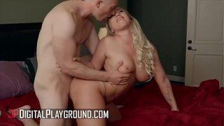 Thick Gorgeous Babe (Bailey Brooke, Rides Zac) Wild Cock