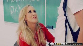 arab anal Desperate For V-Day Dick scene starring Brandi Love